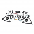 2007.5-2014 Chevrolet Silverado / GMC Sierra - Chevrolet Silverado / Sierra Suspension - Rough Country - Rough Country 4.75in Combo Lift Kit | 2007-2013 GM 1500 2WD P/U