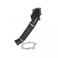 """Exhaust Systems - Down Pipes & Up Pipes - aFe Power - aFe Power ATLAS 3"""" Steel Turbo Down-Pipe for 2001-2004 GM Duramax LB7 6.6L"""