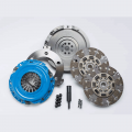 South Bend Clutch - South Bend Street Dual Disc Clutch Kit w/Flywheel for 2005-2006 6.6L GM Duramax LB7/LLY