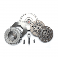 South Bend Clutch - South Bend Street Dual Disc Clutch Kit w/Flywheel for 2003-2007 6.0L Ford Powerstroke w/6 Speed Transmission