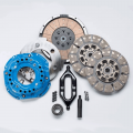 Transmission & Drivetrain | 1999-2003 Ford Powerstroke 7.3L - Clutch Kits | 1999-2003 Ford Powerstroke 7.3L - South Bend Clutch - South Bend Super Street Dual Disc Clutch Kit w/Flywheel for 1999-2003 7.3L Ford Powerstroke