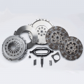 Diesel Truck Parts - South Bend Clutch - South Bend Organic Street Dual Disc Clutch Kit w/Flywheel for 1994-2004 5.9L Cummins w/5 Speed Trans