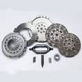 South Bend Clutch - South Bend Organic Street Dual Disc Clutch Kit w/Flywheel for 1999-2003 7.3L Ford Powerstroke w/6 Speed Transmission
