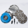 South Bend Clutch - South Bend Street Dual Disc Clutch w/Flywheel for GM Duramax 2006 6.6L GM Duramax LBZ