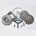 South Bend Clutch - South Bend Organic Street Dual Disc Clutch Kit for 2005.5-2017 5.9/6.7L Dodge Ram Cummins