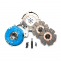 South Bend Clutch - South Bend Competition Dual Disc Clutch w/ Flywheel | SBCDDCMAXY | 2001-2005 GM Duramax LB7