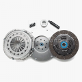 Diesel Truck Parts - South Bend Clutch - South Bend Dyna Max Single Disc Clutch Kit w/Flywheel for 2000.5-2005.5 5.9L Cummins w/NV5600 Trans, 325HP HO Engine