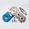 Diesel Truck Parts - South Bend Clutch - South Bend Comp Series Dual Disc Clutch Kit for 1999-2003 Ford Powerstroke 7.3L