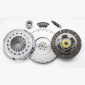South Bend Clutch - South Bend Organic Single Disc Clutch Kit w/Flywheel for 1987-1994 Ford Powerstroke 7.3L w/DI Non Turbo 5 Speed