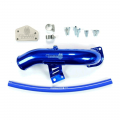 Sinister Diesel - Sinister Diesel EGR Delete Kit w/ High Flow Intake Tube for 2004.5-2005 GM Duramax LLY 6.6L