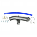 Sinister Diesel - Sinister Diesel EGR Delete Kit w/ High Flow Intake Tube (Gray) for 2004.5-2005 GM Duramax LLY 6.6L