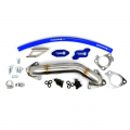 Sinister Diesel - Sinister Diesel EGR Delete Kit w/Passenger Side Up-Pipe for 2004.5-2005 GM Duramax LLY 6.6L