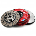 South Bend Clutch - South Bend Competition Dual Disc Clutch Kit w/Flywheel for 2005-2006 6.6L GM Duramax LBZ