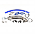 Sinister Diesel - Sinister Diesel EGR Delete Kit w/Passenger Side Up-Pipe for 2006-2007 GM Duramax LBZ 6.6L