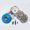Diesel Truck Parts - South Bend Clutch - South Bend Competition Duel Disc Clutch Kit w/Flywheel for 2001-2005 6.6L GM Duramax