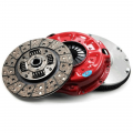 South Bend Clutch - South Bend Competition Triple Disc Clutch Kit w/Flywheel for 2001-2005 6.6L GM Duramax