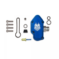 Diesel Truck Parts - Sinister Diesel - Sinister Diesel Blue Spring Kit w/Billet Spring Housing for 2003-2007 Ford Powerstroke 6.0L