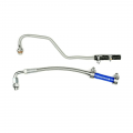 Sinister Diesel Turbo Coolant Feed Line for 2011-2016 Ford Powerstroke 6.7L | Dale's Super Store