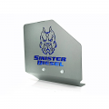 Diesel Truck Parts - Sinister Diesel - Sinister Diesel Engine Cover for 1999-2003 Ford Powerstroke 7.3L