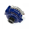 Sinister Diesel - Sinister Diesel 250 Amp OEM High Output Alternator for 2003-2007 Ford Powerstroke 6.0L