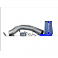 Sinister Diesel Gray Cold Air Intake for 2003-2007 Ford Powerstroke 6.0L | Dale's Super Store