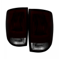 Lighting | 2007.5-2009 Dodge Cummins 6.7L - Tail Lights | 2007.5-2009 Dodge Cummins 6.7L - Spyder - Spyder® Chrome/Red Smoke OEM Style Tail Lights | 2009-2016 Ram 1500/2500