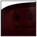 Spyder Chrome/Red Smoke OEM Style Tail Lights | 2007-2014 GMC Sierra | Dale's Super Store