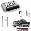 "Competition Packages - Race Pipe Packages - PPEI Custom Tuning - PPEI Custom Tuning by Kory Willis, 3"" CAT/DPF Delete Pipe, and EGR Delete Kit 