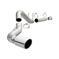 DPF Back Exhaust Systems