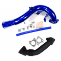 Diesel Truck Parts - Outlaw Diesel - Outlaw Diesel EGR Delete Kit w/High Flow Intake Tube & Passenger Side Up-Pipe | 2006-2007 Chevy/GMC Duramax LBZ 6.6L