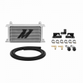 Shop By Vehicle - Transmission & Drive Train - Mishimoto™ - Mishimoto Transmission Cooler | 2007-2011 Jeep Wrangler JK