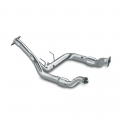 "MBRP Performance Exhaust - MBRP 3""  Aluminized Y Pipe w/o Catalytic Converters 