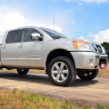 Rough Country 2in Leveling Strut Extensions | 2004-2015 Nissan Titan | Dale's Super Store