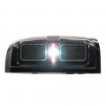 Morimoto XB Smoked LED Tail Lights | 2014-2018 Chevrolet Silverado | Dale's Super Store