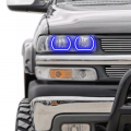 Profile Pixel Performance - Profile Performance Prism Fitted Halos (RGB) | 1999-2002 Chevy Silverado