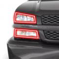 Profile Pixel Performance - Profile Performance Prism Fitted Halos (RGB) | 2003-2006 Chevy Silverado