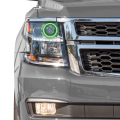 Profile Pixel Performance - Profile Performance Prism Fitted Halos (RGB) | 2015-2017 Chevy Tahoe