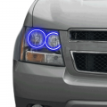 Profile Pixel Performance - Profile Performance Prism Fitted Halos (RGB) | 2007-2014 Chevy Tahoe