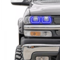 Profile Pixel Performance - Profile Performance Prism Fitted Halos (RGB) | 2000-2006 Chevy Tahoe