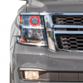 Profile Pixel Performance - Profile Performance Prism Fitted Halos (RGB) | 2015-2017 Chevy Suburban