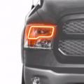 Profile Pixel Performance - Profile Performance Prism Fitted Halos (RGB) | 2009-2016 Dodge Ram w/Quad Headlights