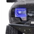 Profile Pixel Performance - Profile Performance Prism Fitted Halos (RGB) | 2013-2014 Ford F-150 w/OEM HID