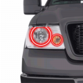 2004-2008 Ford F150 - Ford F-150 Lighting Products - Profile Pixel Performance - Profile Performance Prism Fitted Halos (RGB) | 2004-2008 Ford F-150