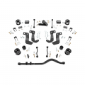 Suspension & Steering - Suspension Lift Kits - Rough Country - Rough Country 3.5In Stage 1 Control Arm Drop Suspension Lift Kit | 2018 Jeep Wrangler JL