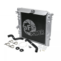 Engine | 2007-2018 Jeep JK - Radiators | 2007-2018 Jeep JK - aFe Power - aFe Power BladeRunner GT Series Radiator | 2007-2011 Jeep Wrangler JK