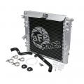Jeep Wrangler Parts - Engine Performance - aFe Power - aFe Power BladeRunner GT Series Radiator | 2007-2011 Jeep Wrangler JK