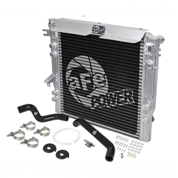 Jeep Wrangler Parts - Cooling Systems - Radiators