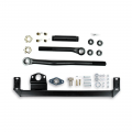 Suspension & Steering - Steering Stabilizer Bars - Sinister Diesel - Sinister Diesel Adjustable Track Bar & Steering Box Support Kit | 2003-2009 Dodge/Ram Cummins 4WD