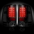 RECON Smoke LED Tail Lights | 09-14 Dodge Ram 1500 / 10-14 Ram 2500/3500 | Dales Super Store