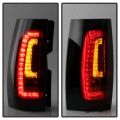 Spyder Black Smoke LED Tail Lights | 2007-2014 Chevy/GMC SUV | Dale's Super Store